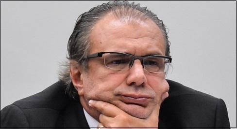 O engenheiro Pedro Barusco, ex-gerente da Petrobras e delator da Operação Lava Jato, da Polícia Federal, depõe na CPI da Petrobras na Câmara dos Deputados (Antonio Cruz/Agência Brasil)